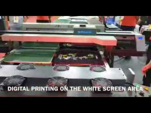 DTG Printer in India | Digital Screen T Shirt Printer For Bulk TShirt Printing