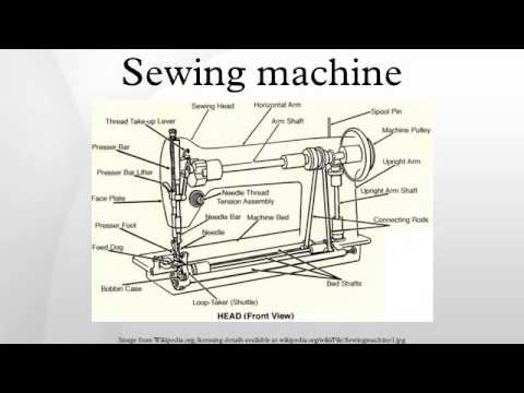 Sewing Machine Youtube