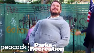 Parks and Recreation - Tear Down This Wall (Episode Highlight)