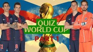 Baixar QUIZ WORLD CUP with Di Maria, Draxler, Lo Celso, Trapp - PART 1