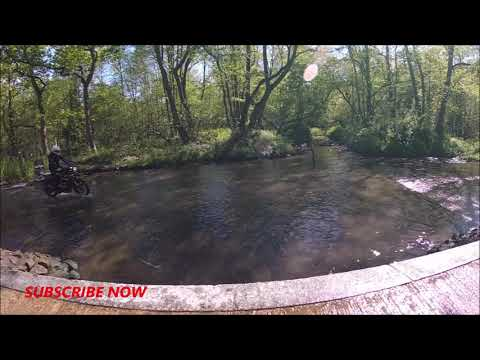 BMW R1200GS Adventure 90 Jahre /Year Special Edition - River Crossing