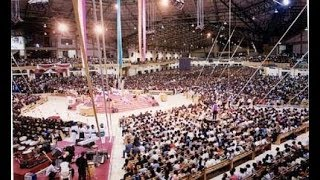 Bishop Oyedepo: FIRST ONE NIGHT WITH THE KING. Jan 2019