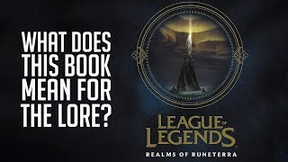 What Realms of Runeterra means for League of Legends lore    discussion
