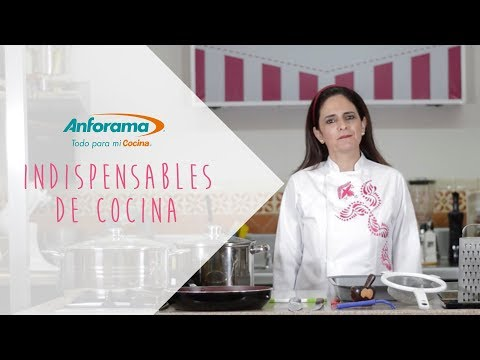 13 Artículos Indispensables De Cocina