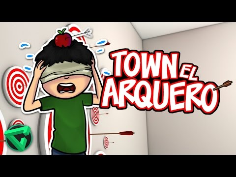 "TOWN EL ARQUERO - ""Apple Shooter"" 