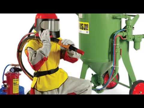 Abrasive Blasting Safety Guidelines