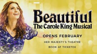 Broadway Sensation Beautiful: The Carole King Musical is coming to Melbourne!