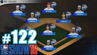 ALL DIAMONDS VS. ALL DIAMONDS! | MLB The Show 16 | Diamond Dynasty #122
