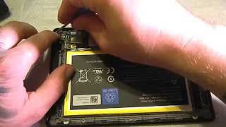 Kindle Fire Hd P48wvb4 Screen Replacement Part 2 Of 2