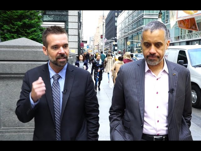 Nicholas Veser Interviews Larry Sharpe for Governor of New York