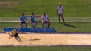 27 07 2017 Decathlon Men 100m Long jump 400m HIGHLIGHTS