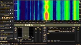FM DX sporadic E in Holland: Greece Energy FM from Veria 88.3 MHz