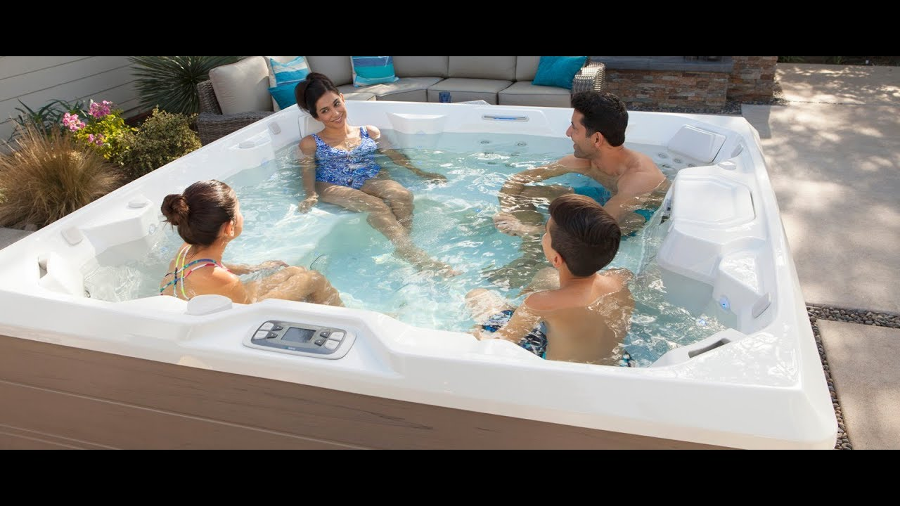 Jacuzzi Pool Youtube The All New Hot Spring Limelight Collection Youtube