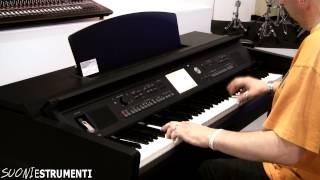 Yamaha Clavinova CVP-605 - Demo Style Preset part 2