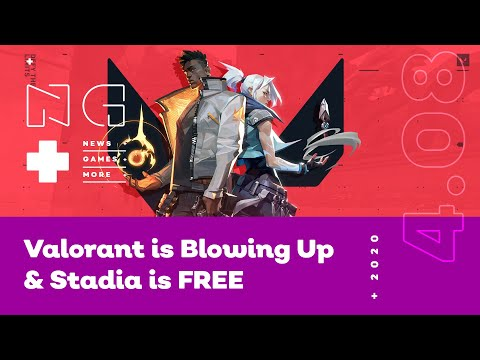 IGN News Live: Google Stadia Free (For A Bit) As Of Today - 04/08/2020