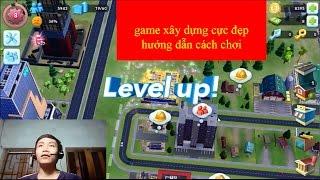 """""""game"""" chơi thử và hướng dẫn chơi simcity trò chơi xây dựng thành phố không thể bỏ qua"""