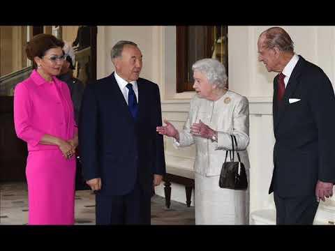 Nazarbayev Family's Luxury UK Assets Come To Light