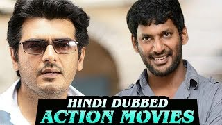 Vishal and Ajith Hindi Dubbed Movies | Hindi Action Films | South Indian Dubbed | Mango Indian Films