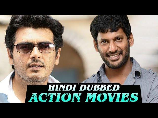 Vishal and Ajith Hindi Dubbed Movies   Hindi Action Films   South Indian Dubbed   Mango Indian Films