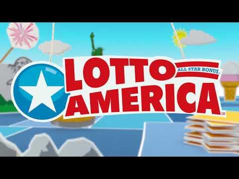 Lotto America - Jackpots Start at $2 Million!