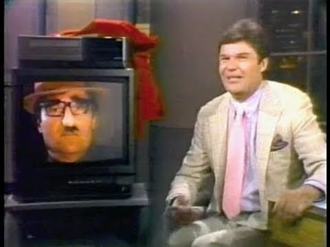 Fred Willard Collection on Letterman, 1982-2007