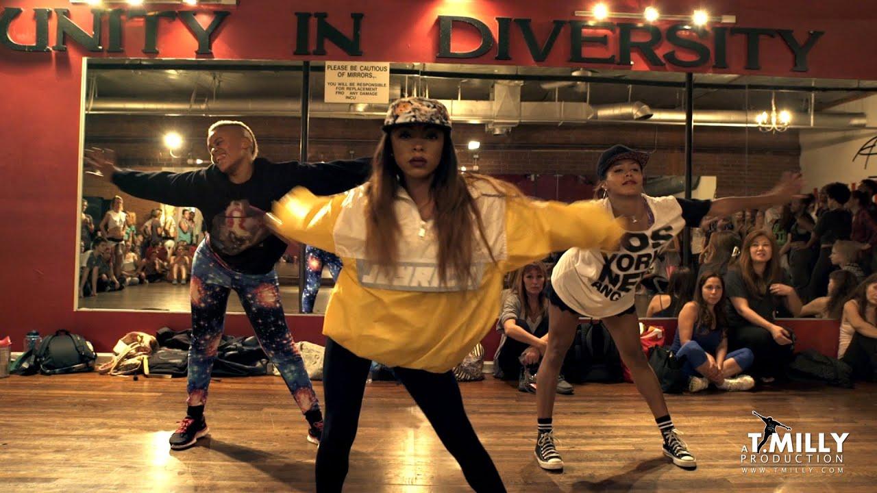 Nicki Minaj - Anaconda - Choreography