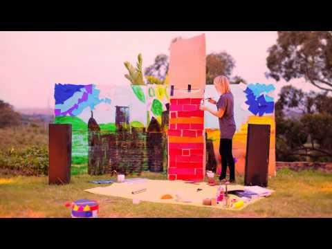 Official video for Elle Skies' single 'City' - released 2012