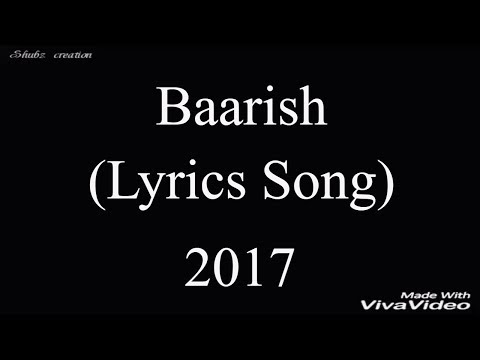 baarish---lyrics-song-|-love-virsion-|-most-romantic-creation