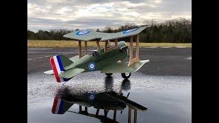 Flite Test Mighty Mini Se5 maiden