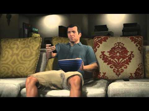 All Grand Theft Auto V trailers!