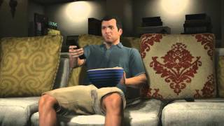 All Grand Theft Auto V trailers!