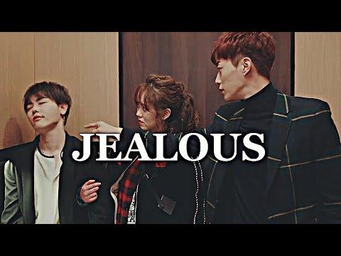 I still get jealous | Multifandom