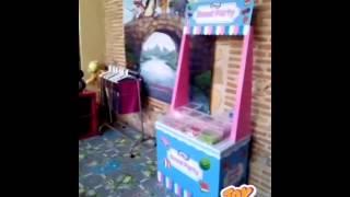 Cumpleaños en Toy Planet Talavera de la Reina, Toledo.