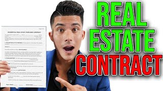 Real Estate Contracts Explained | How To Properly Fill One Out