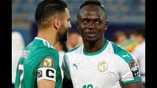 """Entretien avec Basile Boli: """" Pour le ballon d'or africain, il y'aura match entre Sadio et Mahrez""""!"""