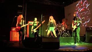 Backstage Queens - Sad But True (Metallica cover)