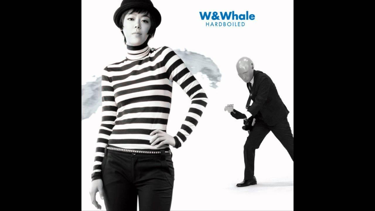 w&whale hardboiled