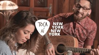 New York, New York - Frank Sinatra (Toca Aí Karrossel acoustic cover)
