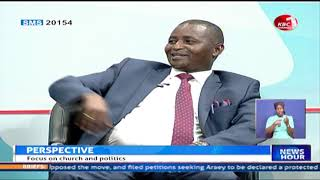 Perspective: Hon Josephat Kabebea on church and politics
