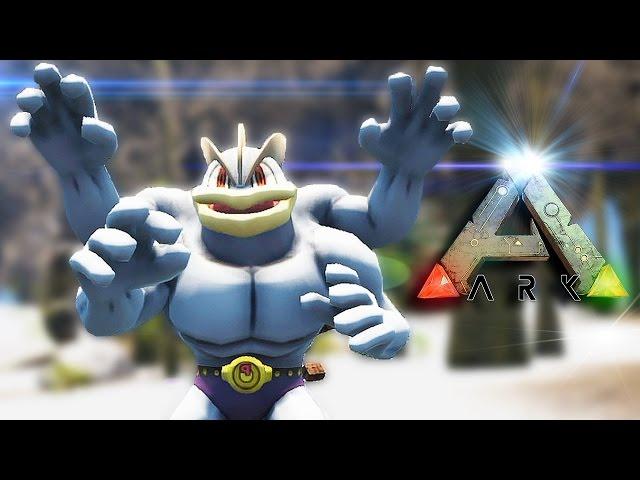 Ark Survival Evolved - POKEMON MOD