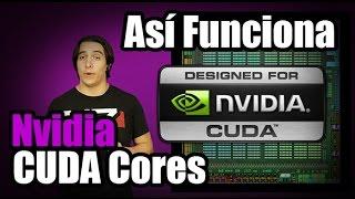 Asi Funciona - Nucleos de GPU, procesamiento en paralelo - Droga Digital
