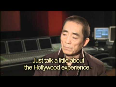 Zhang Yimou Interview - Part 1