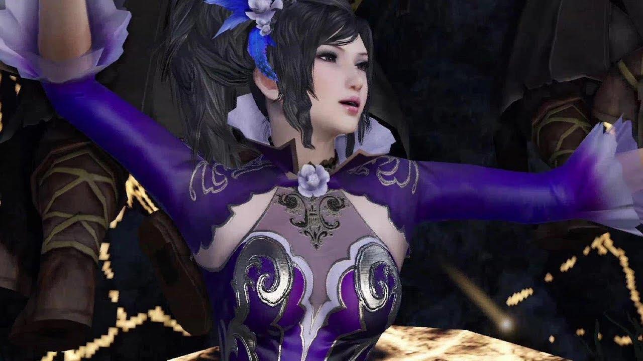 無雙 OROCHI 蛇魔3 故事模式 part25 - YouTube
