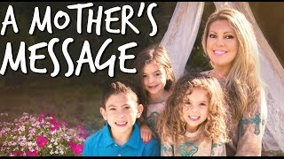 Video A MOTHER'S DAY MESSAGE to MY CHILDREN download MP3, 3GP, MP4, WEBM, AVI, FLV November 2018