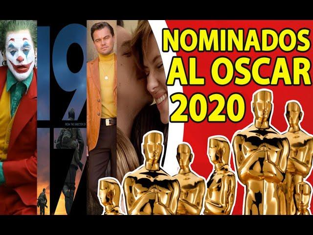 NOMINADOS AL OSCAR 2020 (Mejor actor, actríz y mejor película del año ) - El Aviso Magazine