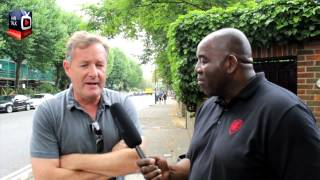 Piers Morgan Interview Pt  2 - Selling Van Persie To Man Utd Was A Sackable Offence