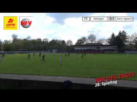 Tor des Tages OL Niedersachsen 2015/16 - 28. Spieltag