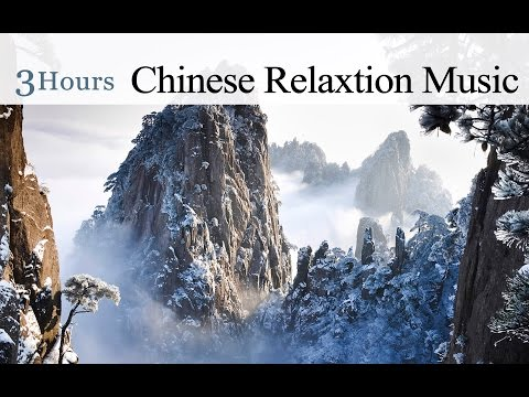 ★ 3 Hours ★ The Best Chinese Relaxation Music (Zen,Meditation,Buddham,TaiChi,KungFu)