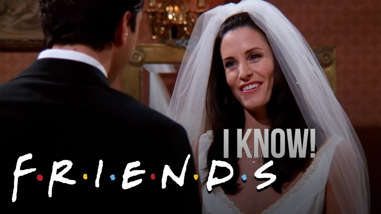 Download Monica's I Know's | FRIENDS 25