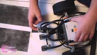 Подготовка к турниру мобильных роботов 2013